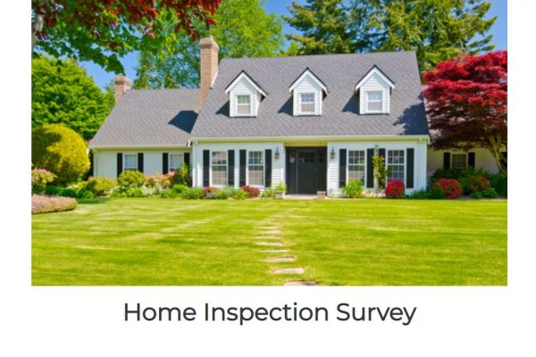 Home Inspection Survey