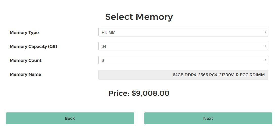 Server-Pricing-Tool